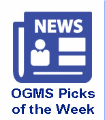 "OGMS ""Picks of the Week"""